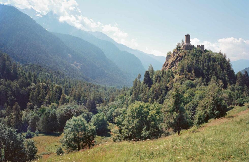 Castillo de Graines