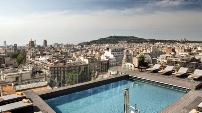 Imagen del NH Gran Hotel Calderón de Barcelona.