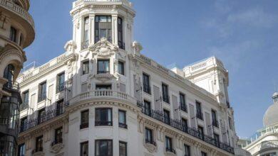 El hotel de Cristiano Ronaldo en Madrid abrirá sus puertas este lunes