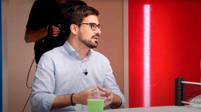 """Guillermo del Valle, director de """"El Jacobino"""""""