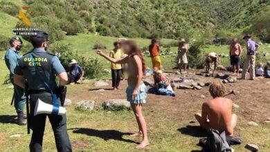 Los 'hippies' de la 'Familia Arcoíris' suman 76 propuestas para sanción