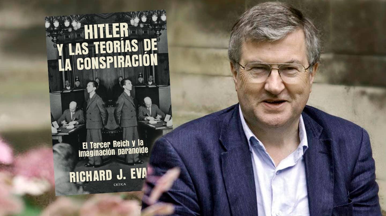 Hitler y las teorías de la conspiración y Richard J. E