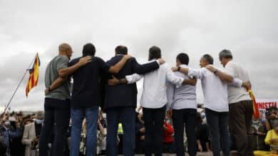 Los magistrados de los que dependerá que los líderes del 'procés' vuelvan a prisión