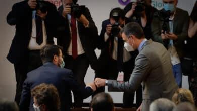 Vía libre a los indultos: el PSOE se posiciona a favor de la medida de gracia en el Congreso