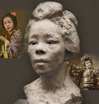 Madame Hanako, la nipona que revolucionó el 'atélier' de Rodin