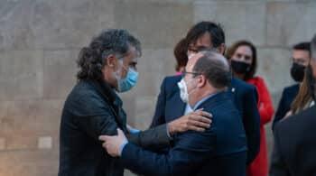 """Cuixart, sobre el indulto: """"Será el preludio de la derrota que sufrirá España en Europa"""""""