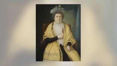 El 'retrato de la madre del artista' no era de Goya sino de José Campeche