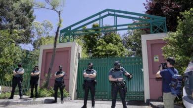 Intervenidos 165.500 euros, 9 turismos y una contadora de billetes a la trama de José Luis Moreno