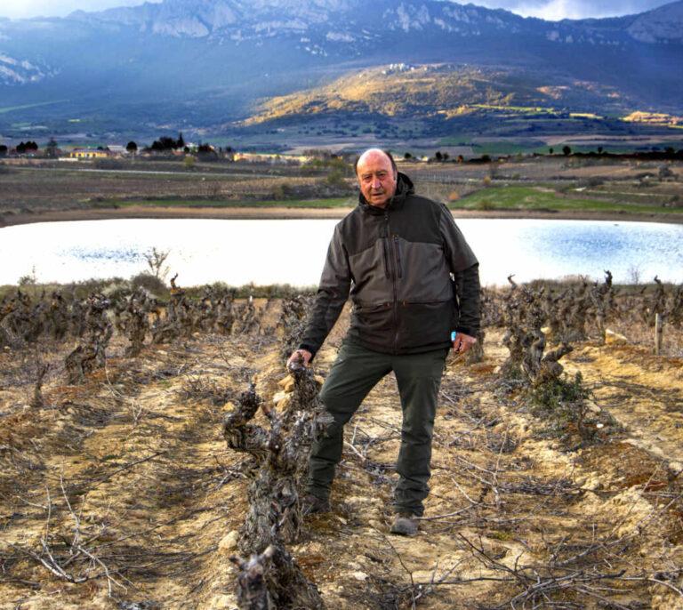 El bodeguero que encontró el mar en La Rioja Alta