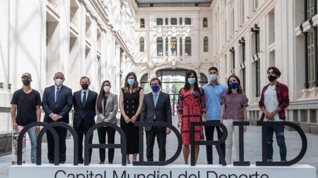 Madrid, elegida como Capital Mundial del Deporte 2022.
