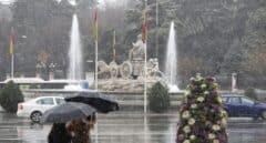 Madrid registra las 24 horas más lluviosas desde 1920
