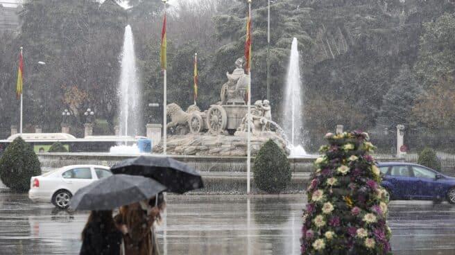 Madrid se prepara ante el riesgo de inundaciones por fuertes tormentas