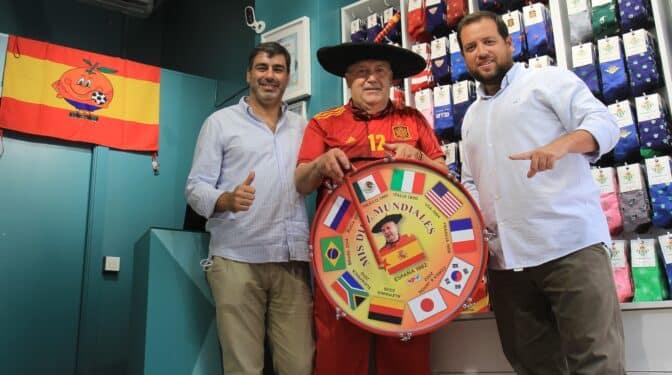 Pepe Pinreles: la historia de marketing tras la octava Eurocopa de Manolo el del Bombo