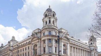 OHL ultima la venta de su 49% en el antiguo Ministerio de la Guerra de Londres