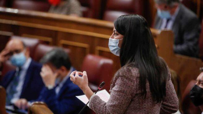 La número dos de Vox en el Congreso, Macarena Olona
