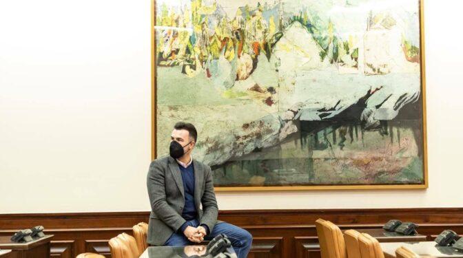 El destierro del 'diputado 350', Pablo Cambronero