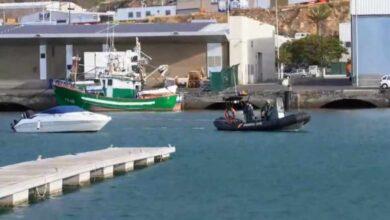 La Guardia Civil cree que el padre de las niñas de Tenerife se lastró al fondo del mar con ocho kilos de plomo