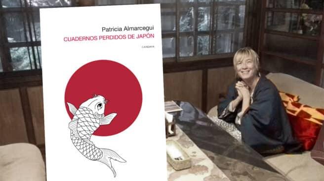 Patricia Almarcegui, en su viaje a Japón y la portada de 'Cuadernos perdidos de Japón'