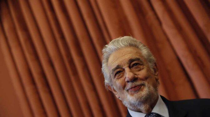Plácido Domingo actuará en Mérida junto a Ana María Martínez y Xabier Anduaga
