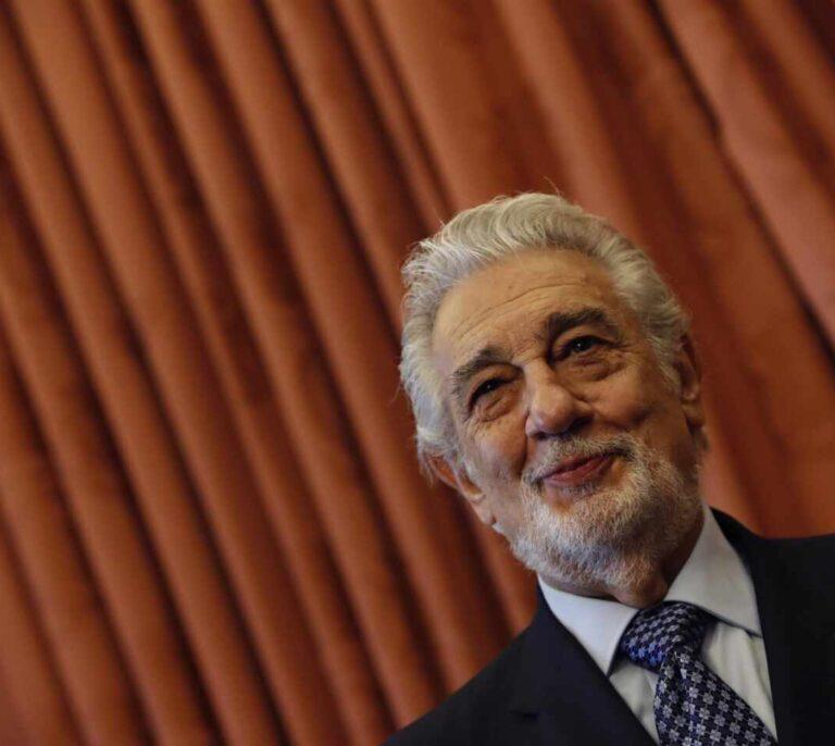 Los corresponsales extranjeros premian a Plácido Domingo por su trayectoria