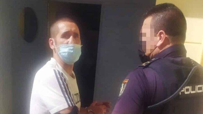 El exboxeador Poli Díaz, detenido en Las Palmas
