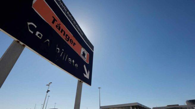 El puerto de Algeciras, vacío, tampoco acogerá este año la Operación Paso del Estrecho.
