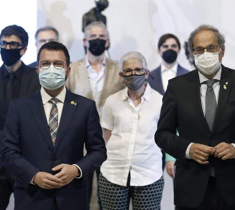"""Torra también rechaza la invitación al acto de Sánchez sobre los indultos y le reprocha el """"paternalismo colonial"""""""
