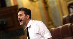 """Rafael Mayoral (Podemos) llama """"impresentable"""" al gobernador del Banco de España: """"Había que correrlo a gorrazos"""""""