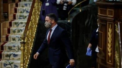 """Abascal advierte a Casado que pedir elecciones """"no es suficiente"""" e insiste en que presente una moción de censura"""