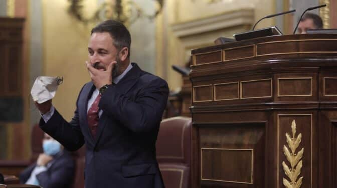 Vox sopesa presentar su segunda moción de censura si el PP no da el paso