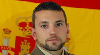Muere un sargento de la Legión de 34 años en un accidente de paracaídas en Cartagena
