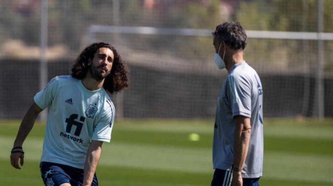 Sanidad confirma que vacunará a los jugadores de la selección española