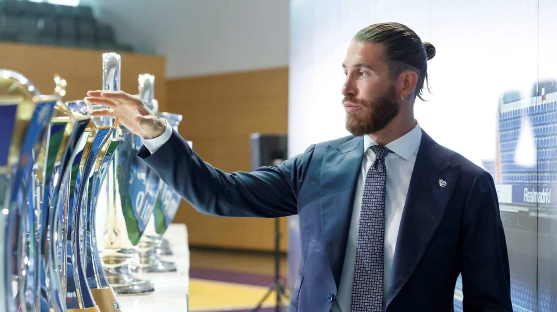 """Ramos se despide entre lágrimas y reproches: """"Acepté la oferta, pero me dijeron que había caducado"""""""
