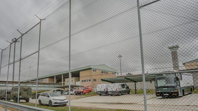 Prisión de Soto del Real, uno de los centros penitenciarios de la Comunidad de Madrid.