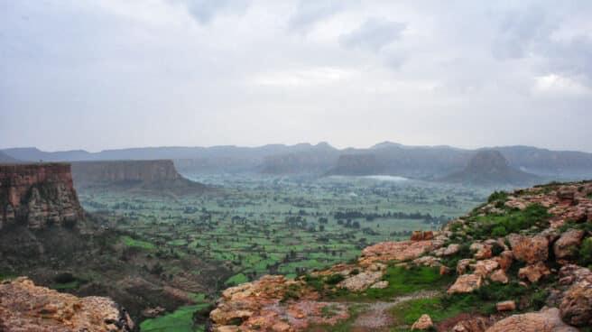 Región de Tigray (Etiopía).