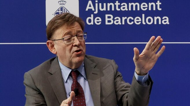 Ximo Puig, durante un acto del Cercle de Economía esta semana en Barcelona.