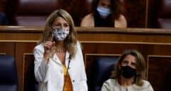 """El enfrentamiento entre García Egea y Yolanda Díaz: """"Tiene menos entusiasmo que Verstrynge haciendo mítines"""""""