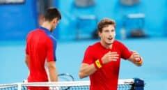 Pablo Carreño desquicia a Djokovic y conquista la medalla de bronce