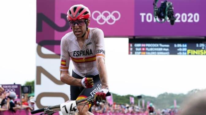 David Valero, bronce en mountain bike tras una espectacular remontada