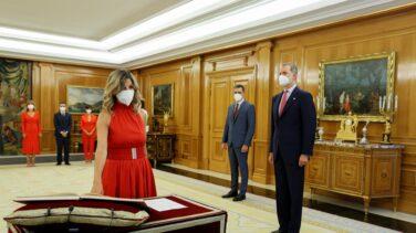 Yolanda Díaz no descarta cambios en la parte de Podemos en el Gobierno