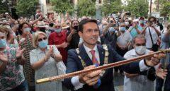 Salvador (Cs) vota a favor del PSOE y entrega la alcaldía de Granada a Francisco Cuenca