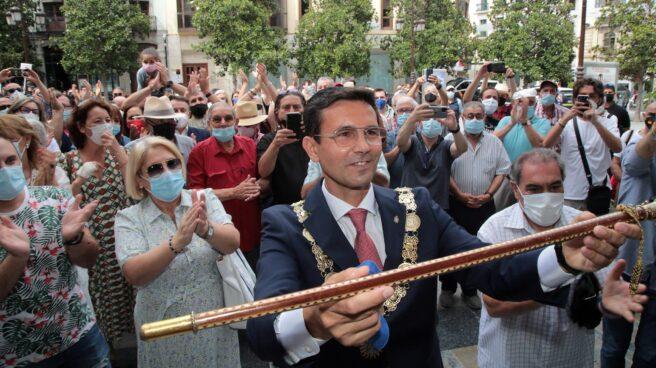 Francisco Cuenca, alcalde de Granada.