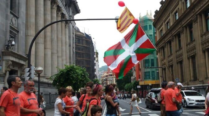 De la 'Llotja de Mar' a los Pirineos, el renacer del 'procés vascocatalán'