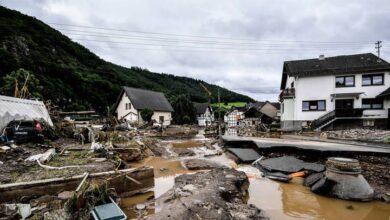 Las inundaciones en Alemania están relacionadas con el cambio climático según la AEMET