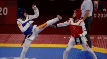 España se asegura la primera medalla olímpica en Tokio con Adriana Cerezo en taekwondo