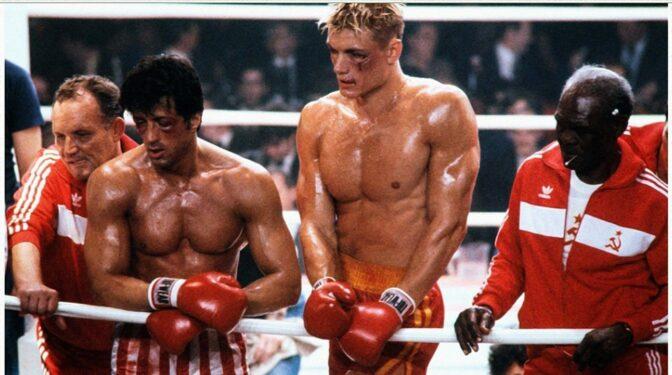 'Puño de acero': Cuando Sylvester Stallone fue a la UCI en pleno rodaje de 'Rocky IV'