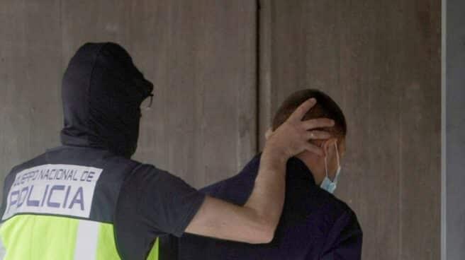 Uno de los detenidos por el homicidio de Samuel en La Coruña.