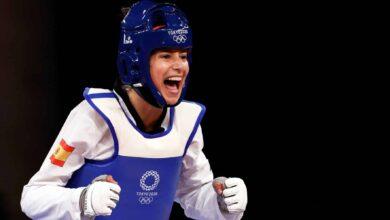 Adriana Cerezo, plata en Tokio: la niña que empezó a pegar patadas por Bruce Lee y que quiere ser bióloga