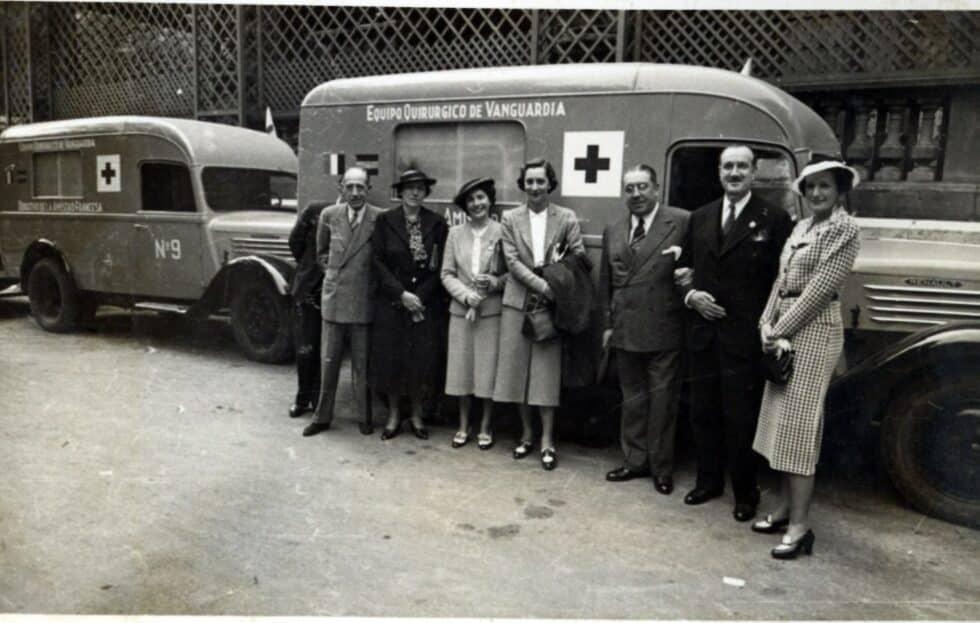 Ministerio del Ejército. Servicio Histórico Militar. 1938.