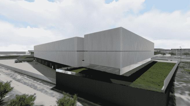 Imagen de la nueva sede de Aeternal